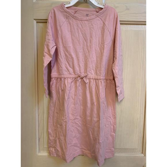 GAP Other - Gap Pink tie waist dress. Girls size medium
